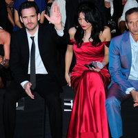 Hollywood yıldızı Fashion Week için İstanbul'da