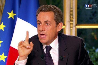 Sarkozy: Yunanistan'ın Euro Bölgesi'ne girişi hataydı
