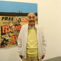 Ressam Burhan Doğançay vefat etti