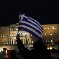 Yunanistan Schaeuble'nin övgüsünü aldı