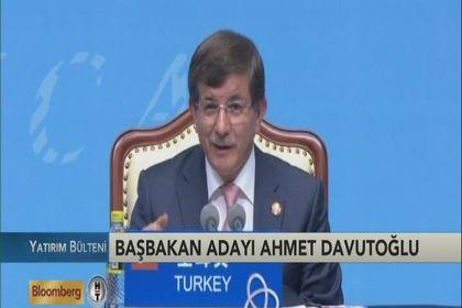Başbakan adayı Davutoğlu kimdir?