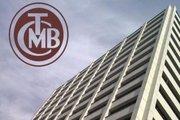 TCMB'nin toplam rezervleri azaldı