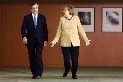 Merkel, Avrupa'nın kendisini kurtarmasına izin verecek mi? - AMB Başkanı Dragh'nin deflasyon endişeleri olduğunun ortaya çıkması euro krizinin geri geleceğine işaret ederken kriz fırsata çevrilebilirse Euro Bölgesi piyasalarını harekete geçirecek bir başlangıç olabilir