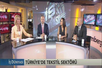 Türkiye'de tekstil sektörü