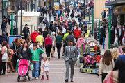 İngiltere'de enflasyon 5 yılın en düşüğüne geriledi
