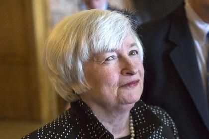 Fed/Yellen: 'Kayda değer süre' koşullara göre değişebilir - ABD Merkez Bankası Fed Başkanı Janet Yellen, istihdamda istenilen düzeye yaklaşıldığını kaydederken, 'kayda değer süre' tanımının ekonomik koşullara göre değişebileceğini belirtti