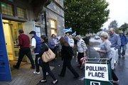 İskoçya'da tarihi referandum bugün yapılıyor