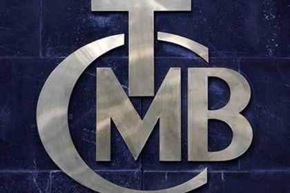 TCMB dolar/TL beklentisini artırdı - Türkiye Cumhuriyet Merkez Bankası (TCMB) yıl sonu dolar/TL beklentisini 2.1919'dan 2.2383'e yükseltti