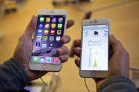 iPhone 6 Plus ABD'de yoğun ilgi gördü