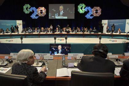 """G-20'den """"risk"""" uyarısı"""