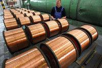 Bakır 'Çin imalat verisi' ile yükseliyor