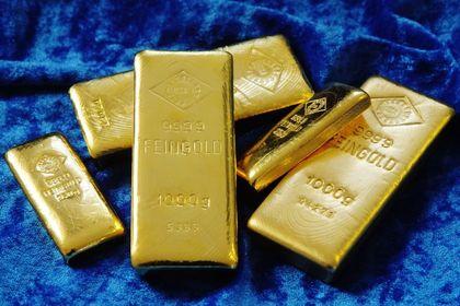 Altın 9 ayın en düşüğüne indi - Altın, ABD'de faizlerin yükseleceği beklentisinin doları güçlendirmesi ile birlikte dokuz ayın en düşük seviyesine indi (15:32'de güncellendi)