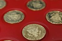 """ABD'de sikke altın satışları """"ikiye"""" katlandı"""