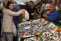 İstanbul'da perakende fiyatlar % 0,63 arttı