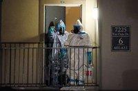 ABD'de Ebola paniği