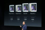 Apple yeni iPad'leri tanıttı