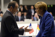 Avrupa liderleri krizi görüşmek için toplanıyor
