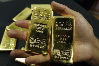SPDR'daki altın varlıkları düştü