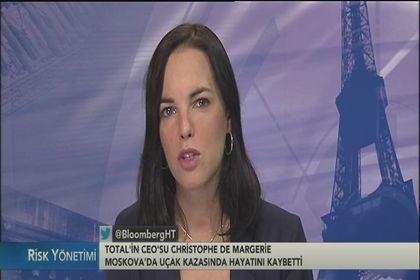 Total CEO Christophe de Margerie hayatını kaybetti