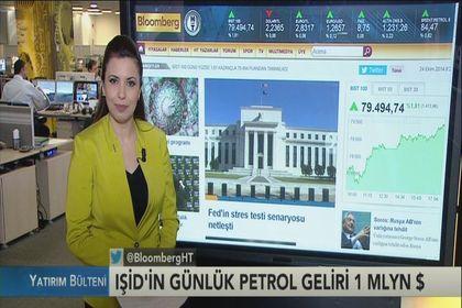 Piyasaları korku sardı.. IŞİD'in petrol geliri 1 milyon $'a çıktı