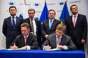 Rusya ve Ukrayna doğalgaz konusunda anlaştı