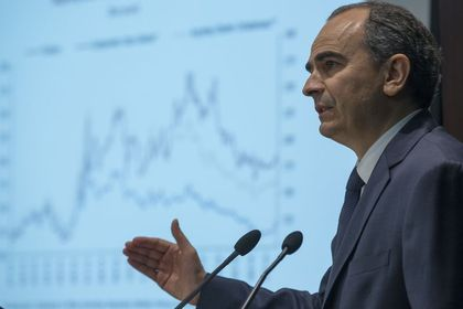 Başçı: Enflasyon orta nokta beklentimiz yüzde 8.9 - TCMB Başkanı Erdem Başçı enflasyonun 2014'te orta nokta yüzde 8.9 olarak yüzde 8.4 ile 9.4 aralığında olmasını beklediklerini söyledi