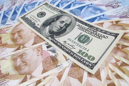 """Dolar/TL """"Rusya MB"""" sonrası 2.22'yi aştı - Dolar/TL TCMB'nin enflasyon raporu ve Rusya Merkez Bankası'nın beklentilerin üzerinde faiz artırması sonrasında yükselirken, 2.22 lirayı aştı"""