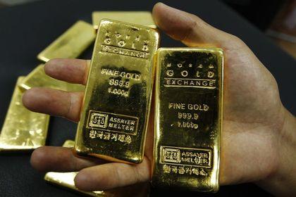 Altın 3 haftanın zirvesine yöneldi - Altın, Çin Merkez Bankası'nın faiz indiriminin desteği ile 3 haftanın en yüksek seviyesine yöneldi (16:20'de güncellendi)