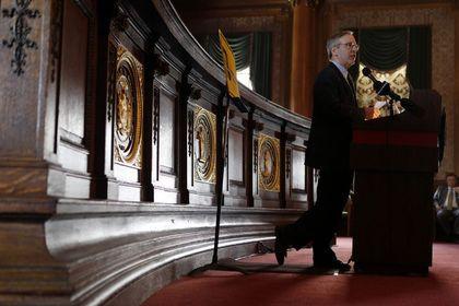 Dudley'in ifadesi Senatörler'i ikna edemedi - New York Fed Başkanı Dudley'in finansal denetleme siciline ilişkin savunması, merkez bankasının gözetiminin sıkılaştırılmasını isteyen kanun yapıcıları yatıştırmada yetersiz kaldı