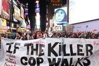 Ferguson'da olaylar yeniden alevlendi