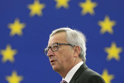 """Juncker: Yatırım programı bir """"başlangıç vuruşu"""""""