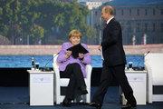 Merkel Ukrayna'nın NATO üyeliğini reddedebilir