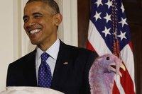 Obama iki hindinin canını bağışladı