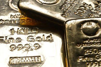 Altın 2 haftanın düşüğünden toparlandı - Altın, yatırımcıların Fed'den gelen para politikası kararını değerlendirmeleri ile 2 haftanın düşüğünden toparlandı (21:46'da güncellendi)