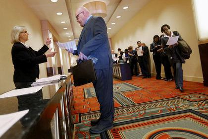 ABD'de işsizlik başvuruları beklenenden çok geriledi - ABD'de işsizlik başvuruları geçtiğimiz hafta beklentinin üzerinde geriledi