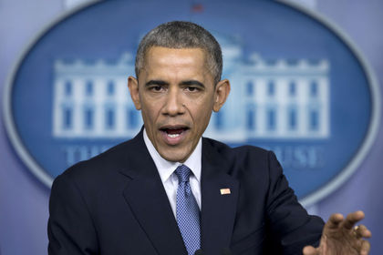 ABD Kırım'a yatırım ve ticareti yasakladı - ABD Başkanı Barack Obama, Kırım'a yatırım yapılmasını ve ticareti yasaklayan kararnameyi imzaladığını belirterek, Rusya'nın Kırım'ı işgalini sona erdirmesini istedi