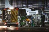 Sağlık çalışanı Ebola şüphesiyle Almanya'ya götürüldü