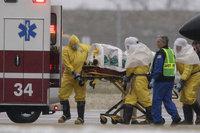 Ebola virüsü kapan sağlık çalışanının durumu kritik
