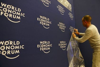 Davos'tan akılda kalanlar - Davos'ta Almanya Başbakanı Angela Merkel'den Dünya Ekonomik Forumu'nun kurucusu Klaus Schwab'a birçok önemli ismin dikkat çeken açıklamaları oldu
