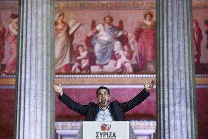 Syriza'nın zaferi ne anlama geliyor? - Syriza'nın oyların yüzde 36.3'ü ile seçimleri kazanması, parlamentoda salt çoğunluğu sağlamasına yetmedi ancak kurtarma paketinin yeniden müzakere edilmesine yeterli olabilir
