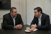 ANEL Tsipras'a güvenoyu verecek