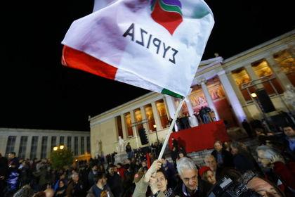 """Eurogroup'tan """"Tsipras'a"""" şartlı yeşil ışık - Avrupalı maliye bakanları, Yunanistan'ın yeni başbakanı ile anlaşmalarını borcun hafifletilmesi talebinden vazgeçme şartına bağladı"""