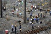 Çin'in sanayi karında sert düşüş