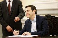 Tsipras yemin etti