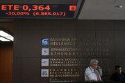 """""""Acemilik"""" açıklaması Yunan bankalarına yaradı"""