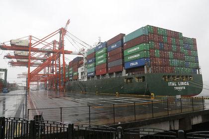 Dış ticaret açığı geriledi