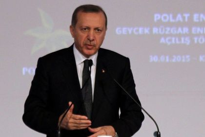 Erdoğan: Faiz enflasyon öngörüsünün 2 katı - Cumhurbaşkanı Erdoğan faiz oranının enflasyon öngörüsünün neredeyse iki katı olduğunu belirterek bu durumu 'çarpıklık' olarak değerlendirdi