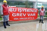 Metal işçilerinin grevine erteleme