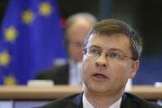 AB/Dombrovskis: Yunanistan 3. kurtarmaya ihtiyaç duyabilir