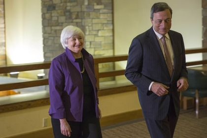 Draghi-Yellen ayrılığı ile tahvil faiz farkı 25 yılın zirvesinde